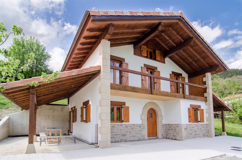Madergia am directorio de empresas - Casas de madera laminada ...