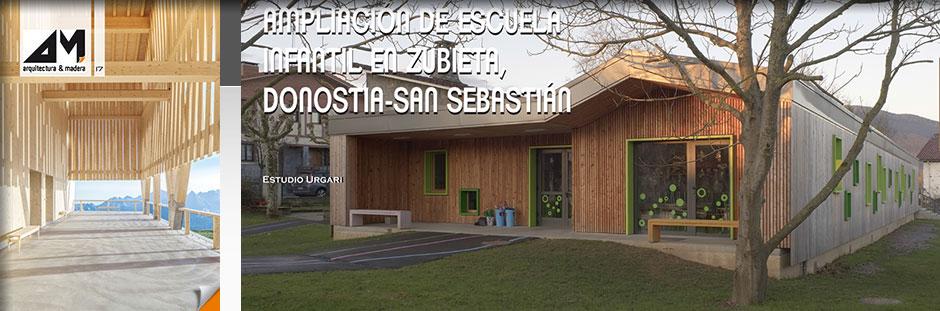 Revista arquitectura madera - Escuela superior de arquitectura de san sebastian ...